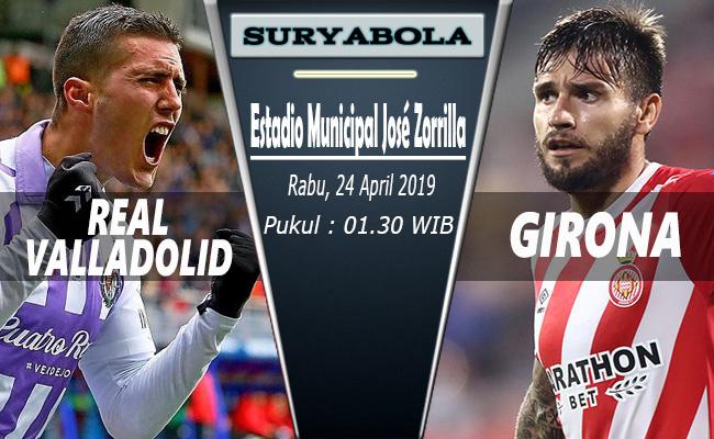 Prediksi Real Valladolid Vs Girona Real Valladolid Berjuang Untuk